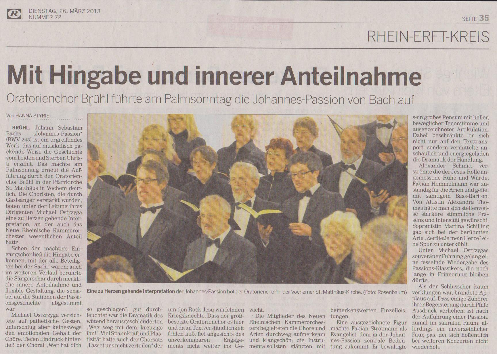 Artikel Rhein-Erft-Kreis (Nr. 72)