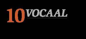 10vocaal logo